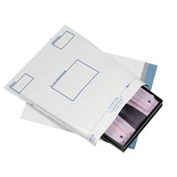 Postsafe Extra Strong Polythene Envelope C3 335x430mm Opaque Pack of 100 Ref P32