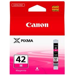 Canon CLI-42M Inkjet Cartridge Capacity 13ml Magenta Ref 6386B001