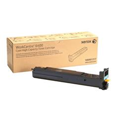Xerox High Yield Cyan Toner Cartridge