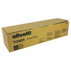 Olivetti MF250 Toner Cartridge Black Ref B0727