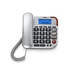 Telefono Bravo 50 LCD Brondi - Antracite