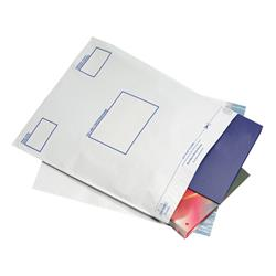 Postsafe Extra Strong Polythene Envelope 600x700mm Opaque Pack of 50 Ref P39