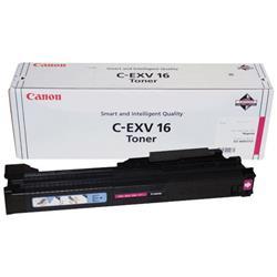 Canon C-EXV16 Toner Cartridge Magenta Ref 1067B002