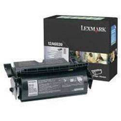 Lexmark T520/T522 Return Programme High Yield Laser Toner Black Ref 12A6839
