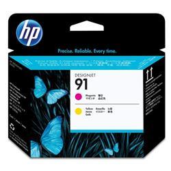 Hewlett Packard HP No. 91 Printhead Magenta/Yellow Ref C9461A