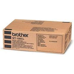 Brother Waste Toner Page Life 50000pp Ref WT100CL