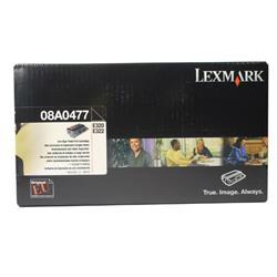 Lexmark E320/322 Laser Toner Cartridge Black Ref 08A0477