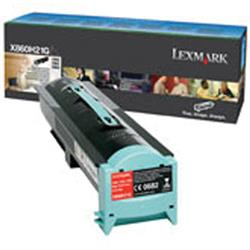 Lexmark Toner Cartridge High Yield Black Ref X860H21G