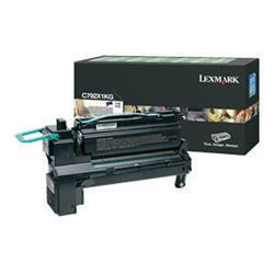 Lexmark C792 Extra High Yield Return Programme Cartridge Black Ref C792X1KG