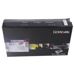 Lexmark C522N/C524 Toner Cartridge Magenta Ref C5222MS