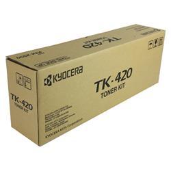 Kyocera Mita KM-2550 Laser Toner Black Ref TK-420