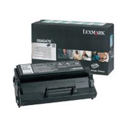 Lexmark E320/E322 High Yield Return Programme Corporate Cartridge Black Ref 08A0144