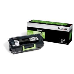 IB2718 Lexmark 522X Corporate Toner Cartridge EHY Black 52D2X00