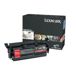 Lexmark T654 Return Programme Extra High Yield Toner Black Ref T654X21E