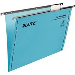 Leitz Ultimate Suspension File Blue Ref 853755 [Pack 50]