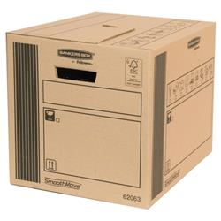 Fellowes Classic Cargo Storage Box 320x320x400mm Ref 6206302 [Pack 10]