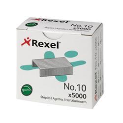 Rexel 10 Staples 5mm Ref 06005 [Pack 5000]