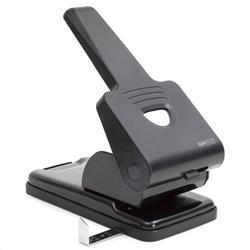 Rapesco 865-P Self-centring Extra Heavy Duty Punch Black Ref 1163