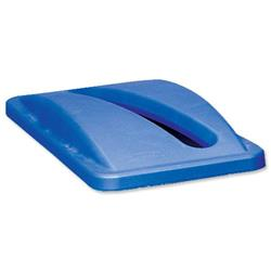 Rubbermaid Slim Jim Lid for Paper Recycling System Blue Ref 2703-88-BLU - 25% Cashback Redemption
