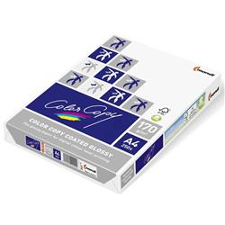 Color Copy Colour Laser Paper Coated Glossy 170gsm A4 White Ref CCG0170 - 250 Sheets