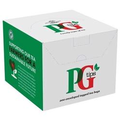 PG Tips Tea Bags Envelopes Ref 1845 [Pack 200]
