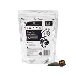 Twinings Tea Luxury Pyramid Teabags The Earl Pouch Ref F12533 [40 Bags]