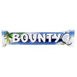 Bounty Milk Chocolate Double Ref 105230 [Pack 24]