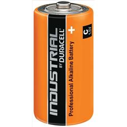 Duracell Industrial Battery Alkaline 1.5V C Ref 81451925 [Pack 10]