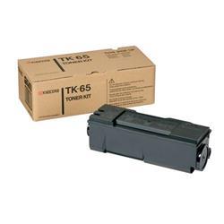 Kyocera FS-3820N/FS-3830N Black Toner Cartridge Ref TK65