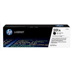 Hewlett Packard (HP) 201A Laserjet Toner Cartridge Black Ref CF400A - Up to £100 Cashback