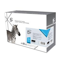 5 Star Office Compatible Laser Toner Cartridge Page Life 1600pp Black [HP No. 131A CF210A Alternative]