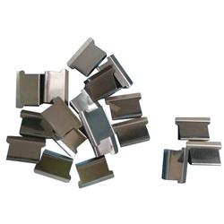 5 Star Office Ultra Clip 60 Refills Steel [Pack 25]