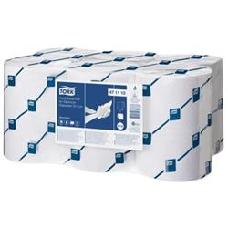 Tork enMotion Hand Towel Roll Continuous 2-Ply 150m White Ref 471110 [Pack 6]