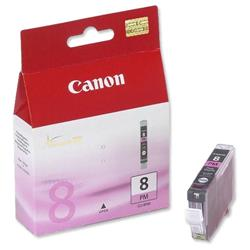 Canon CLI-8PM Inkjet Cartridge Page Life 7050pp Photo Magenta Ref 0625B001