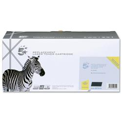 5 Star Office Remanufactured Laser Toner Cartridge Page Life 3000pp Black [Samsung ML2010D3 Alternative]