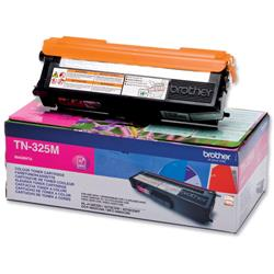 Brother TN-325M Magenta Laser Toner Cartridge Ref TN325M