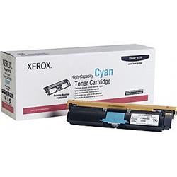 Xerox Phaser 6120 Cyan High Capacity Toner Cartridge Ref 113R00693