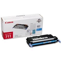 Canon 711 Cyan Laser Toner Cartridge for i-SENSYS LBP5360 Ref 1659B002