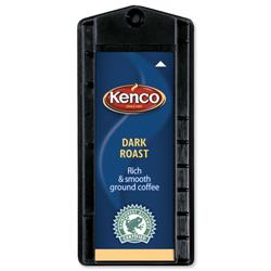 Kenco Dark Roast Coffee Singles Capsule Ref A01141 - Pack 160