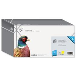 5 Star Office Remanufactured Laser Toner Cartridge 12000pp Yellow [HP No. 645A C9732A Alternative]
