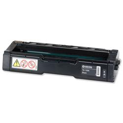 Kyocera TK-150K Black Toner Cartridge for FS-C1020MFP Ref 1T05JK0NL0