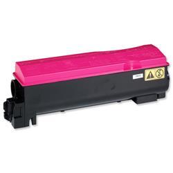 Kyocera TK-550M Magenta Laser Toner Cartridge for FS-C5200DN Ref 1T02HMBEU0