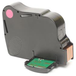 Compatible Inkjet Cartridge Red [Neopost 300206 Equivalent]