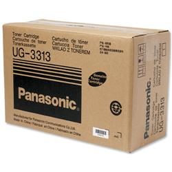 Panasonic Fax Ribbon Thermal Process Unit Black Ref UG3313