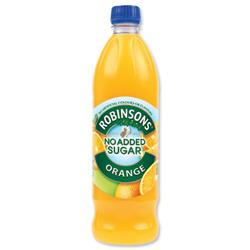 Robinsons Special R Squash No Added Sugar 1 Litre Orange Ref 0402012 [Pack 12]