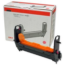 OKI Magenta Laser Drum for C7100/C7300/C7500Ref 41962806