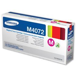 Samsung CLT-M4072 Magenta Laser Toner for CLP-320/CLP-325/CLX-3185 Series Ref CLT-M4072S/ELS