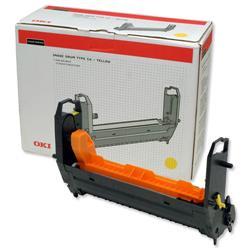 OKI Yellow Laser Drum for C7100/C7300/C7500 Ref 41962805