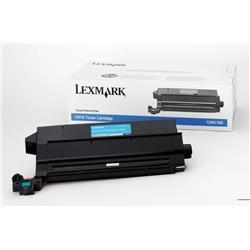 Lexmark C910/C912 Cyan 14k Laser Toner Cartridge Ref 12N0768