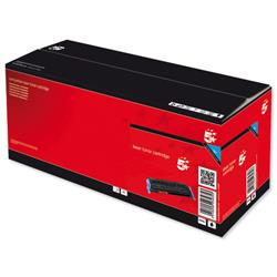 5 Star Office Remanufactured Laser Toner Cartridge 12000pp Black [HP No. 38A Q1338A Alternative]